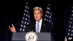 جان کری وزیر خارجه ایالات متحده - آرشیو
