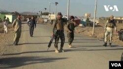 نیروهای امنیتی افغانستان اخیرا با موجی از حملات شورشیان مسلح روبرو بوده اند