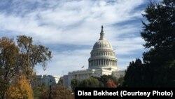 The Capitol is seen in Washington, D.C. (Photo: Diaa Bekheet)