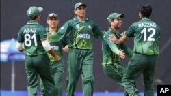 پاکستانی کھلاڑی (فائل فوٹو)