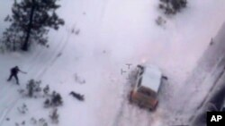 聯邦調查局公布開槍打死武裝佔領者的視頻