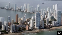 El sismo habría sido percibido en distintas regiones de Colombia.
