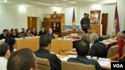 Tibetan Parliament in Exile Meets for Sixth Session