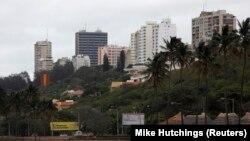 Vista de Maputo