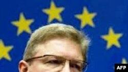 Evropski komesar za proširenje Štefan File