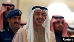 عبدالله بن زاید آل نهیان وزیر خارجه امارات متحده عربی - آرشیو