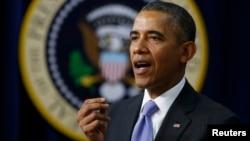 Barack Obama ha subrayado que ya es hora de que EE.UU. apruebe una nueva ley de inmigración.