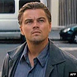 "Zvezda filma ""Početak"" - Leonardo Dikaprio"