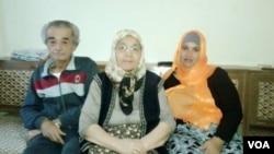 Amina Cusman iyo ehelkeeda Turkiga