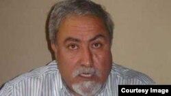 سید مسعود استاد فاکولتۀ اقتصاد پوهنتون کابل