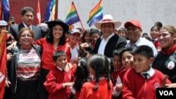 El enviado de Perú permanecerá en Washington y Nueva York hasta el jueves 27 de octubre.