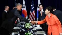 [인터뷰 오디오: 김한권 한국 국립외교원 교수] 박근혜 한국 대통령의 북핵 4강 외교 의미
