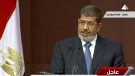 Madaxweyne Maxamed Morsi
