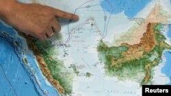 """Hôm 01/01, Indonesia bác bỏ các tuyên bố chủ quyền của Trung Quốc đối với một phần tranh chấp ở Biển Đông vì các tuyên bố này """"không có cơ sở pháp lý."""""""