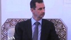 Ахмет Давутоглу в Сирии