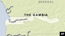 位於西非的岡比亞