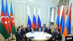 Հայաստանն ու Ադրբեջանը Կազանում ընդունեցին համատեղ հայտարարություն