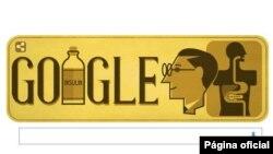 Google honra al inventor de la insulina, doctor Frederick Banting.