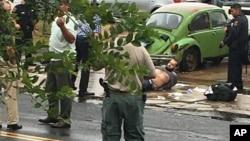 Akcija hapšenja Ahmada Kana Rahamija