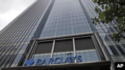 Britain Barclays