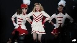 Концерт Мадонны в Санкт-Петербурге. 9 августа 2012 года