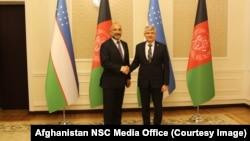 کمیسیون مشترک امنیتی میان افغانستان و ازبکستان حدود هفت ماه پیش ایجاد شد