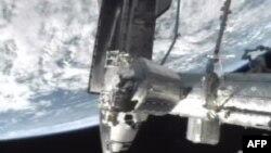 Phi thuyền con thoi Atlantis cặp Trạm vũ trụ quốc tế, 10/7/2011