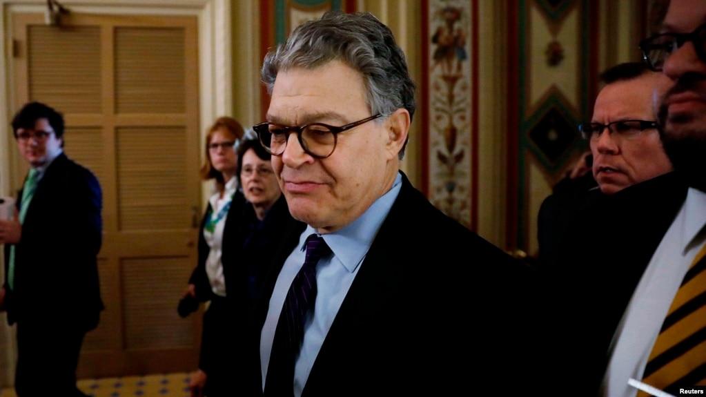 Thượng nghị sĩ Al Franken