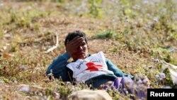 红十字会在缅甸被袭击