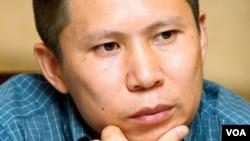 中國公民運動倡導者許志永 (資料圖片)