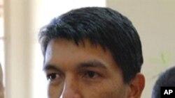 Andry Rajoelina (file photo)