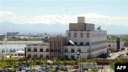 Հայաստանում Միացյալ Նահանգների դեսպանություն