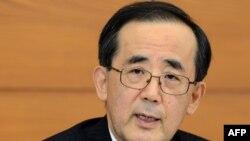 Le patron de la BoJ, Masaaki Shirakawa