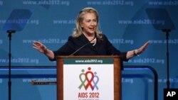 Sekretè deta ameriken, Hillary Clinton,