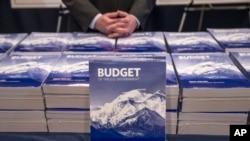奥巴马政府星期二公布2017财政年度预算案 (2016年2月9日)