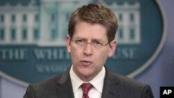 Ο εκπρόσωπος του Λευκού Οίκου, Τζέι Κάρνι