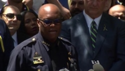 Calls for Peace and Justice After Shooting of Dallas Police Officers