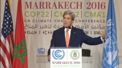 Kerry: Devastation Consequences of Climate Change