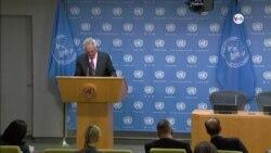 """ONU: un """"error"""" reprimir opositores en Venezuela"""