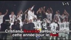 Cristiano Ronaldo convoqué le 31 juillet en vue d'une mise en examen