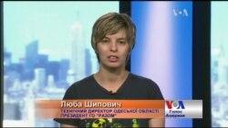 Волонтер зі США їде працювати з Саакашвілі. Каже, в Одесі майбутнє. Відео