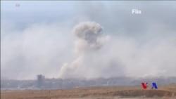 美法兩國均否認在敘利亞對空軍基地發動導彈攻擊 (粵語)