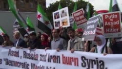 Russia, Syrian Government Condemned for Humanitarian Chaos in Aleppo