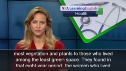 The Health Report: Greenery Linked to Longer Lifespan in Women