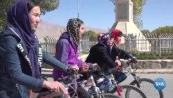 Afg'on ayollari Tolibon qaytishidan xavotirda