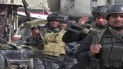 ادامه نبرد با داعش:درگیری های شدید در شرق موصل