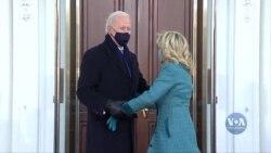 Перші години президента Байдена у Білому домі – підсумки. Відео