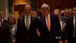 Kerry Calls for Limits on Warplanes Flying Over Syria
