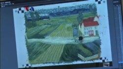 Animasi Lukisan Van Gogh di Layar Lebar