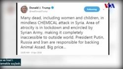 Trump: 'Esat'ın Ödeyeceği Bedel Büyük Olacak'